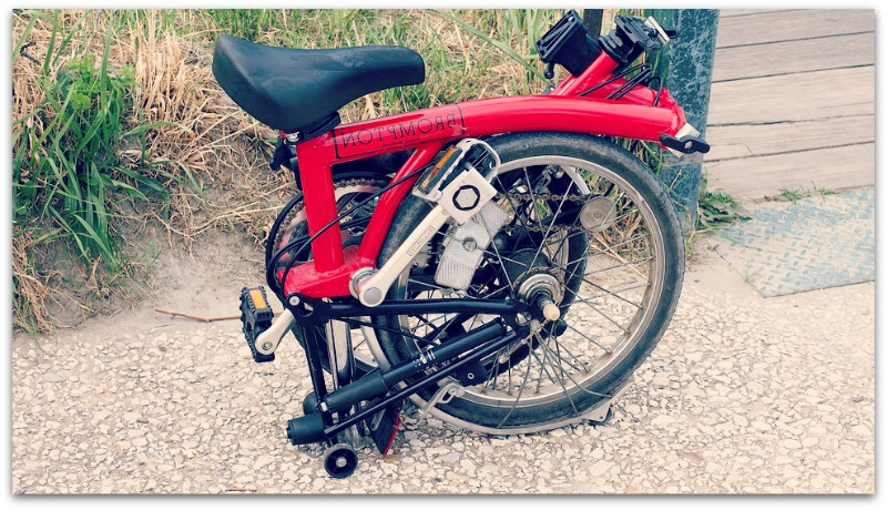 Vélo électrique pliant : ultra pratique !