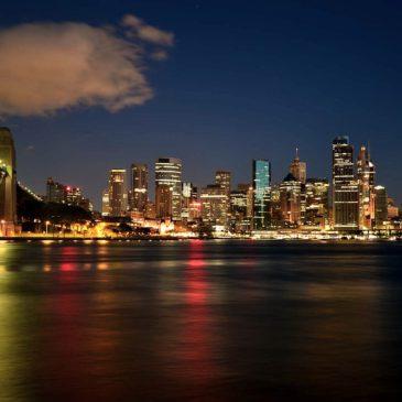 eta voyage australie
